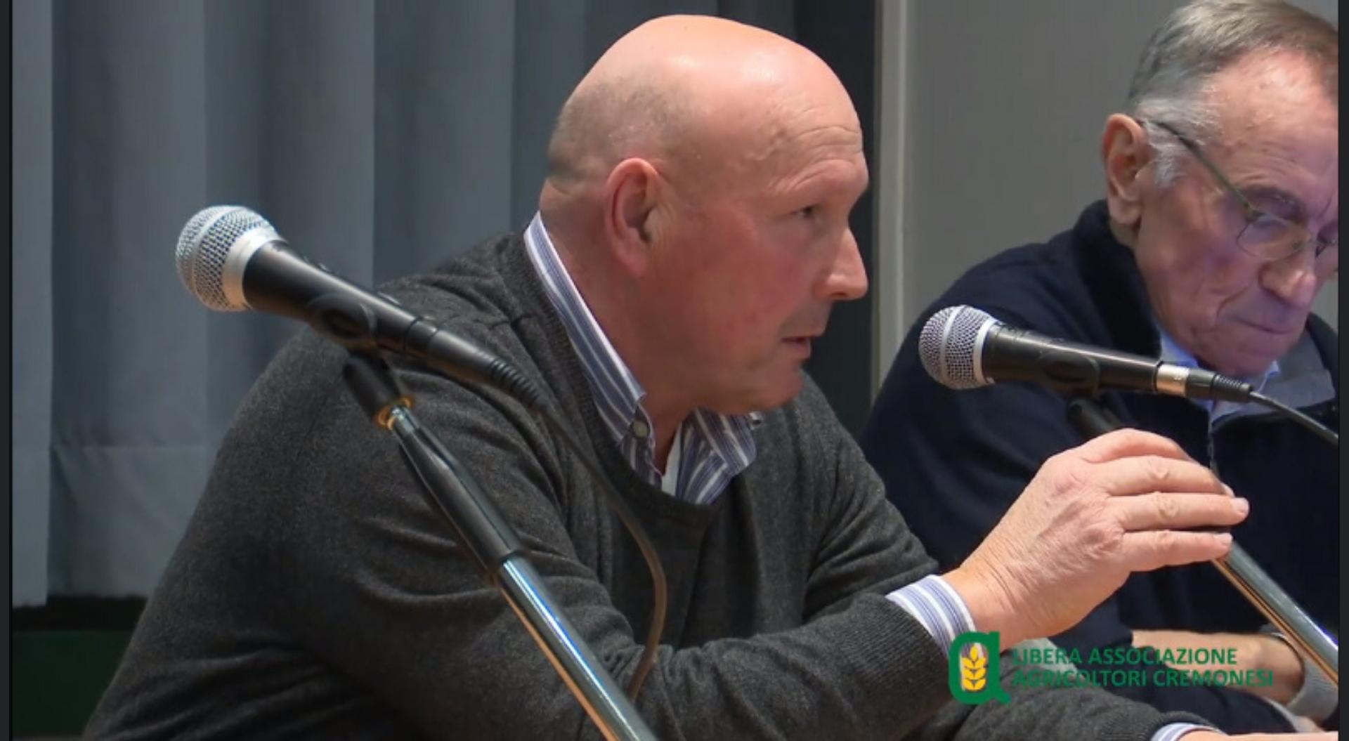 Artemio Mario Fusar Poli  – Vice Presidenze sez. Latte Libera Associazione Agricoltori Cremonesi