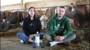 Benedetta e Giorgio Chiodo – proprietari dell'azienda agricola Madonna della Neve
