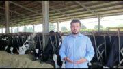 Paolo Faverzani- Presidente Anga Giovani di Confagricoltura Cremona, allevatore